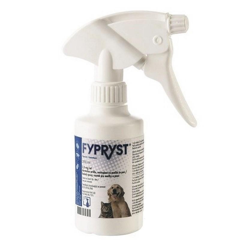 Fypryst spray 250 ml - antiparazitar pentru caini si pisici