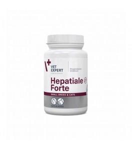VetExpert Hepatiale Forte caini mici si pisici - 40 capsule Twist Off