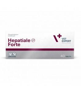 VetExpert Hepatiale Forte - 40 cp