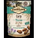 Carnilove Carp with Thyme - recompense semi-umede cu crap si cimbru pentru caini - 150 g