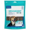 Veggiedent Fr3sh M, batoane masticabile pentru igiena orala pentru caini de talie medie - 15 buc