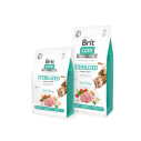 Brit Care Cat Grain-Free STERILIZED URINARY HEALTH - 400 g