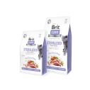 Brit Care Cat Grain-Free STERILIZED AND WEIGHT CONTROL - 2 kg