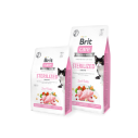 Brit Care Cat Grain-Free STERILIZED SENSITIVE - 2 kg