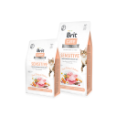 Brit Care Cat Grain-Free SENSITIVE HEALTHY DIGESTION AND DELICATE TASTE - 2 kg