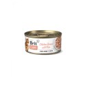 Brit Care Cat CHICKEN BREAST WITH RICE - 70 g