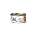 Brit Care Cat STERILIZED. TUNA PATE WITH SHRIMPS - 70 g
