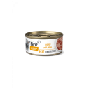 Brit Care Cat TURKEY PATE WITH HAM - 70 g