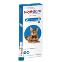 Bravecto spot-on 250 mg - PISICI 2.8 – 6.25 kg (1 pipeta)