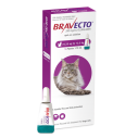 Bravecto spot-on 500 mg - PISICI 6.25 - 12.5 kg (1 pipeta)