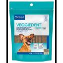 Veggiedent Fr3sh XS, batoane masticabile pentru igiena orala pentru caini de talie foarte mica (sub 5 kg) - 15 buc