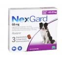 NexGard L - 3 comprimate caini 10-25 kg