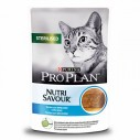 Purina Pro Plan Sterilised - plic hrana umeda pisici sterilizate - cod- 85 g