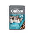 Calibra Cat Adult Plic cu Pastrav si Somon - 100 g