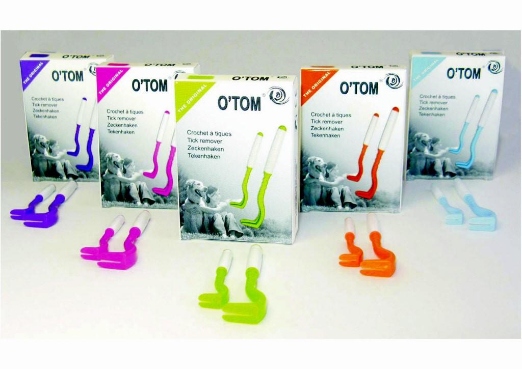 Croseta OTom pentru extras capuse - set 2 bucati