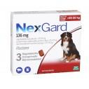 NexGard XL - 3 comprimate caini 25-50 kg