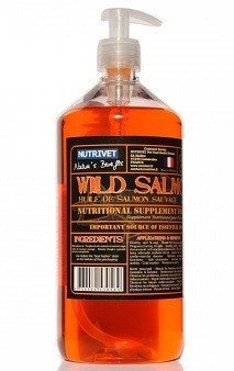 Nutrivet - ulei de somon salbatic 1L