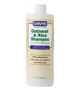 Davis Oatmeal and Aloe (Ovaz si aloe) sampon - 355 ml