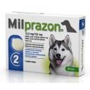 Milprazon caini 5 - 25 kg - folie cu 2 cp