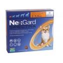 Nexgard Spectra - 3 comprimate pentru câini de 2-3.5 kg