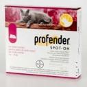Profender pisici 5 - 8 kg - cutie cu 2 pipete