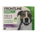 3 pipete Frontline Combo caini 20-40 kg (L)