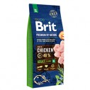 Brit Premium by Nature Adult XL - 15 kg