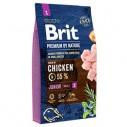 Brit Premium by Nature Junior S - 8 kg