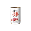 Brit Mono Protein Beef and Rice - 400g