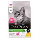 Purina Pro Plan Adult Sterilizat Optidigest cu pui - 1.5 kg