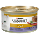 Gourmet Gold Savoury Cake Miel si Fasole Verde - 85 g