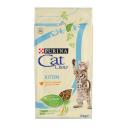 Purina Cat Chow Kitten cu pui - 1.5 kg