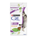 Purina Cat Chow Adult Hairball Control cu pui - 1.5 kg