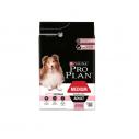 Purina Pro Plan Medium Adult Sensitive cu somon - 14 kg