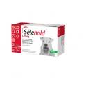 Selehold 120 mg pentru caini intre 10.1-20 kg - cutie cu 3 pipete
