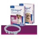 Prevendog - pachet cu 2 zgarzi antiparazitare pentru caini peste 25 kg (75 cm)
