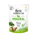 Brit Care Dog Functional Snack Mineral Ham for Puppies - 150 g