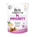 Brit Care Dog Functional Snack Immunity Insect - 150 g