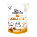 Brit Care Dog Functional Snack Skin&Coat Krill - 150 g
