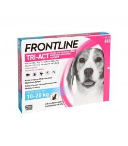 Frontline Tri-Act caini 10-20 kg (3 pipete M)