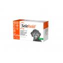 Selehold 60 mg pentru caini intre 5.1-10 kg - cutie cu 3 pipete