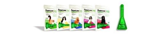 Frontline Combo pentru caini